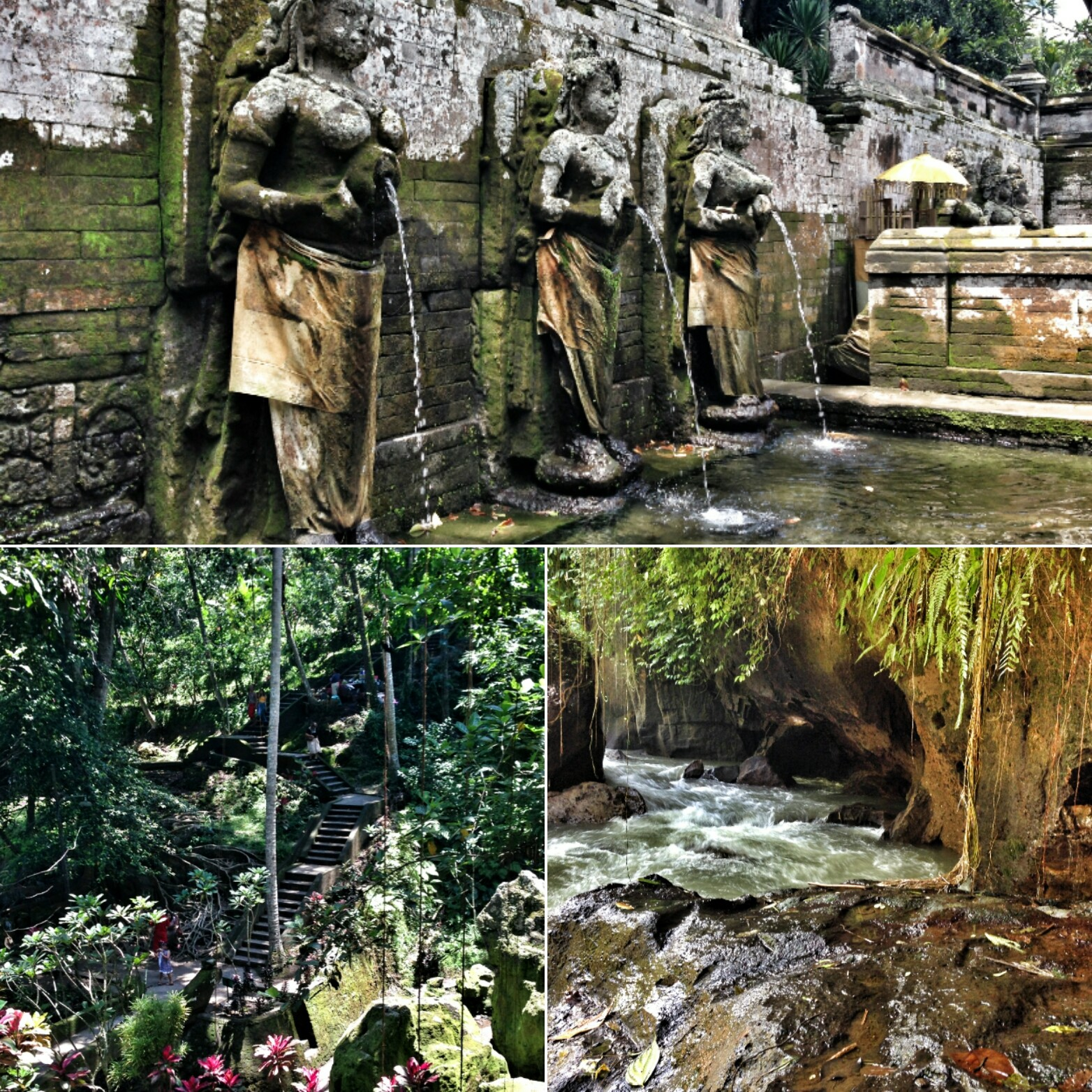 Our Bali experience in Goa Raja